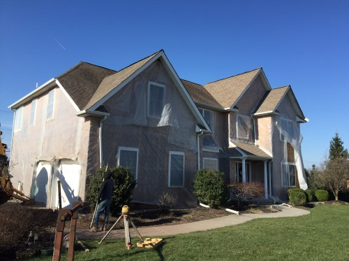 Stucco Remediation
